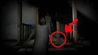 Two ending of Granny - the horror game