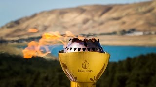 Baku 2015 - Suonano le Campane!
