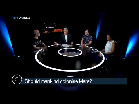 Should Humanity Colonise Mars?