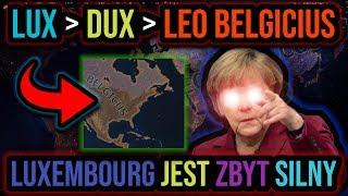 LUXEMBOURG - NOWA EUROPEJSKA MOC! | Hearts of iron IV