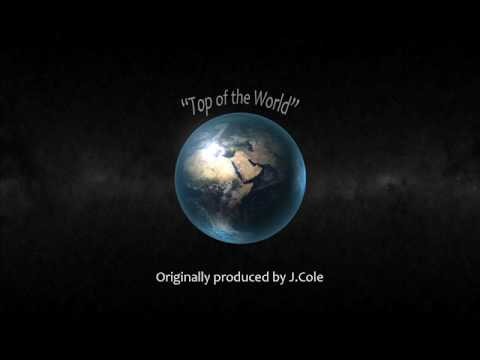 J. Cole - Top of the World Instrumental Remake (American Gangster reject beat)