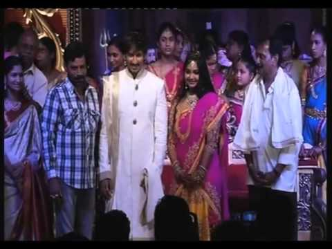 Gopichand  Reshma wedding : marriage reception function Part 2