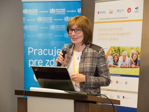 02 Sedlakova - European political framework Health 2020