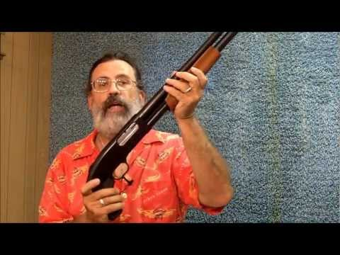 Home Defense Shotgun: Mossberg 500 Field/Security Combo