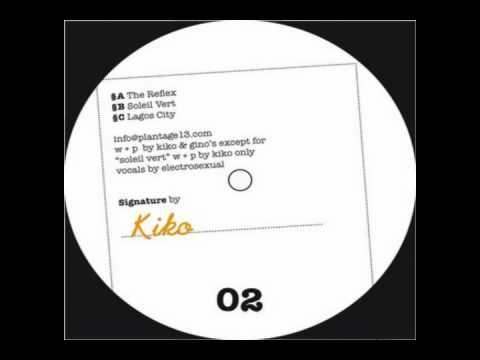 KIKO (feat. Electrosexual) : Soleil Vert