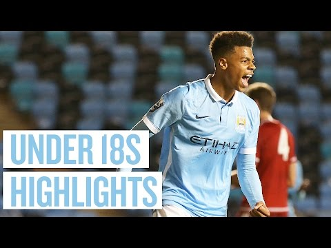 CITY FIGHTBACK | City U18s 2-2 Blackburn U18s | Highlights