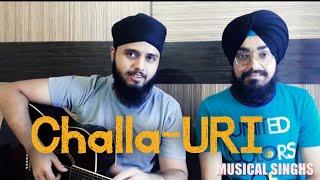 Challa Main Lad Jaana Uri Shashwat S Romy Vivek Live Musical Singhs