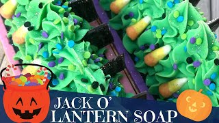 Making of Trick Or Treat Soap Made With My Hands And Heart Collaboration | 🎃 GYPSYFAE CREATIONS