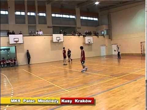 Piłka Ręczna Pałac Młodzieży Tarnów - Kusy Kraków