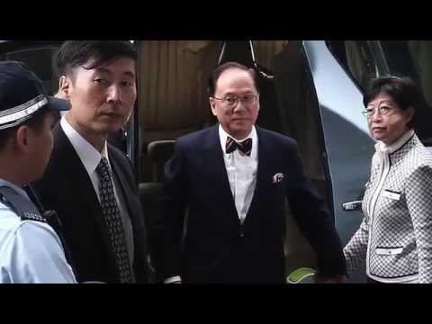 Former leader of Hong Kong returns to court