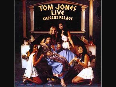 Tom Jones Live at Ceasar's palace intro resurrection shuffle.wmv