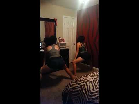 Girls Twerkin! Freestyle