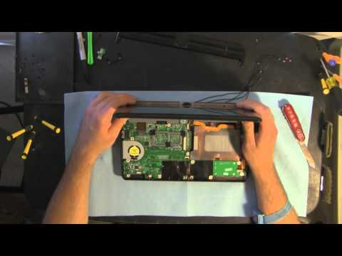 How To Take Apart Your Lenovo Ideapad A1-07 Tablet