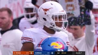 2018 - Game 12 - #14 Texas at Kansas
