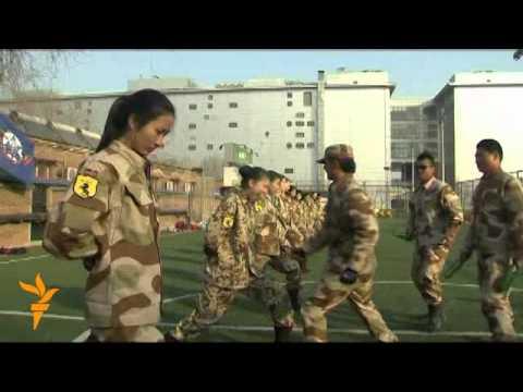 Китайская школа женщин-телохранительниц