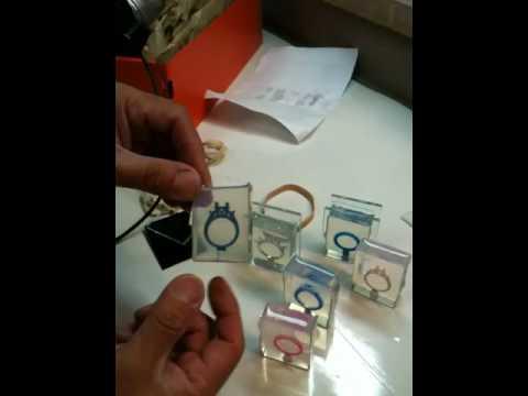 Moldes para joyeria 2 youtube - Como hacer plastico liquido ...
