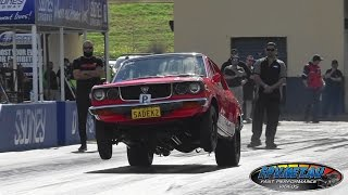 PAC PERFORMANCE ROTORS DRAG RACING AT TEST N TUNE SYDNEY DRAGWAY