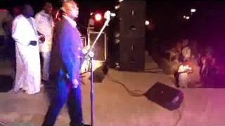 Pape Diouf live in Gambia