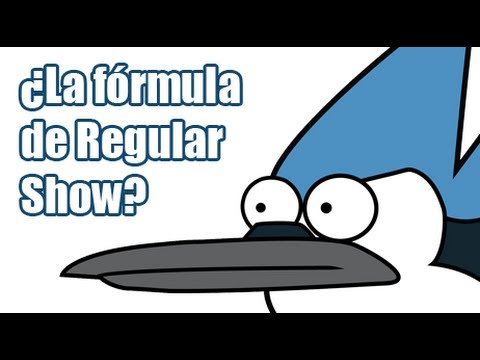 ¿La formula de Regular Show dices? (InspectorGeek)
