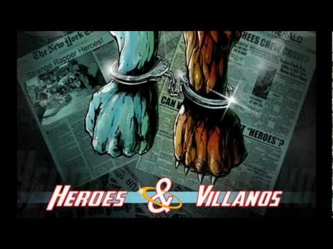 Crew Cuervos - Heroes y Villanos FULL DOWNLOAD DESCARGA DISCO ENTERO