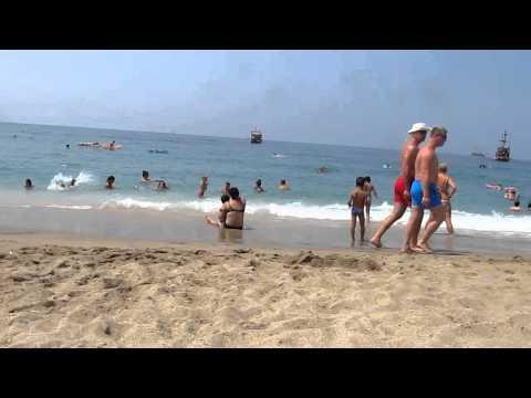Kleopatra Beach Alanya 2015 Turkey