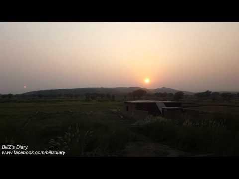Sunset jhelum Pakistan