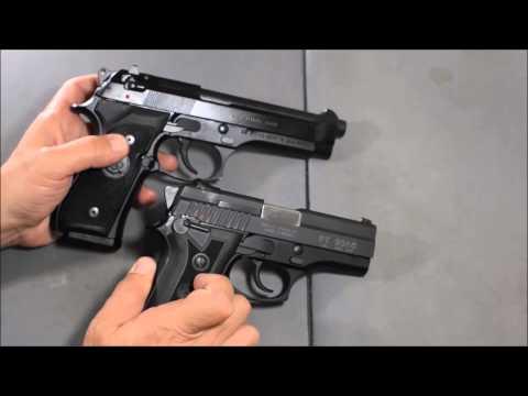 Pistola Taurus PT938 C em 380 ACP (Re Upload)