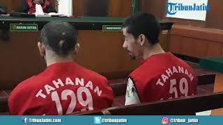 Sidang WNA Asal Aljazair yang Mencuri Pakaian di Tunjungan Plaza Surabaya