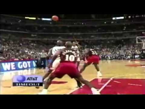 MICHAEL JORDAN 1997 PLAYOFFS HIGHLIGHTS: The Assassin (black socks era)