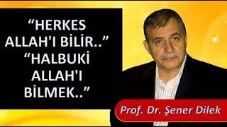 Prof. Dr. Şener Dilek - Hizmet Rehberi - Sh68 - Herkes Allah'ı Bilir, Halbuki Allah'ı Bilmek...
