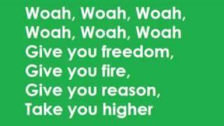 K'naan- Wavin' Flag Lyrics