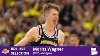 Los Angeles Lakers NBA Draft Grades And Analysis 2018