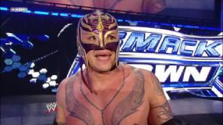 World Heavyweight Champion Undertaker vs. Rey Mysterio
