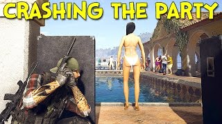 Crashing The Party! - Ghost Recon Wildlands