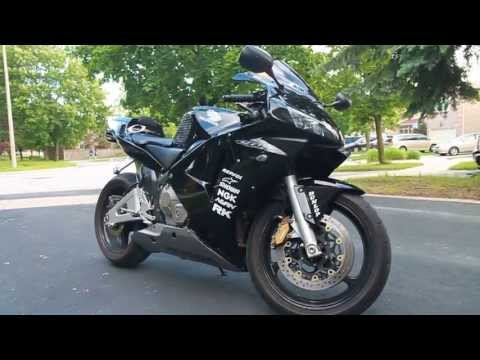 2003 Honda CBR600RR Review Part 2
