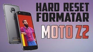 Como formatar Motorola Moto Z2 - HARD RESET / Sem enrolação