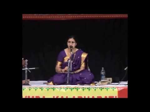 Ne Pogadakunte - Carnatic Classical Music - Vocal