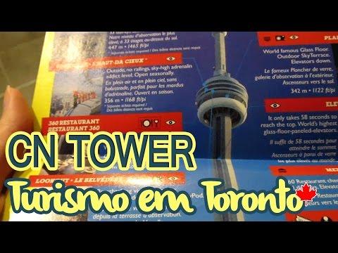 CN Tower: Turismo em Toronto