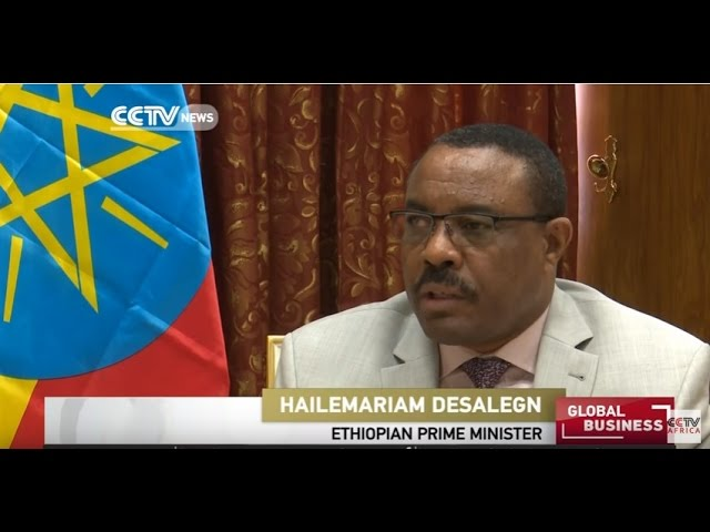 Interview With Prime Minester Hailemariam Desalegne