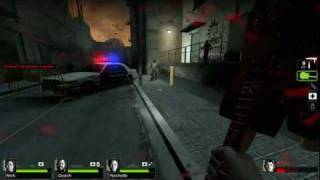 Left 4 Dead 2: Mapa de Barcelona Part 1