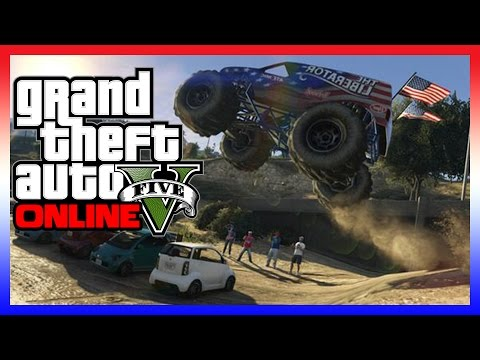 Gta 5 Dlc Removal Of Firework Launcher & Monster Truck! Indpendence Day Dlc Removal (gta V) video