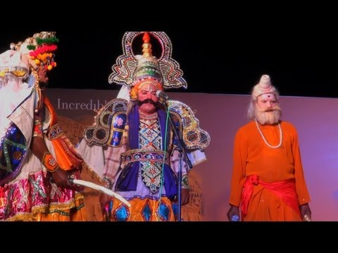 Theru Koothu – a Folk Dance of Tamilnadu