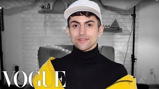 73 Questions With Mitch Grassi | Vogue