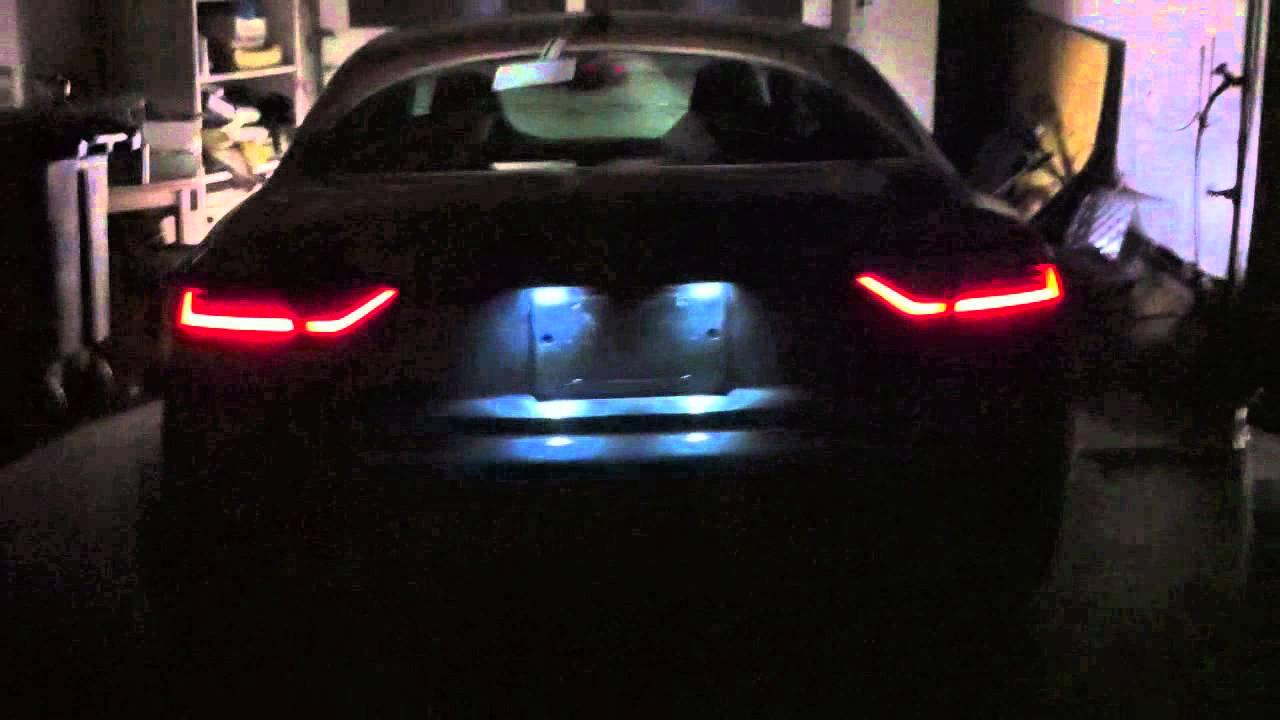 2013 Audi S5 Tail Light Retrofit Youtube
