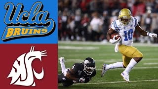 UCLA vs #19 Washington State | UCLA Wins 67-63 | College Football Week 4 Highlights