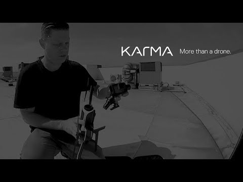 GoPro Karma Drone: How-To With Chris Ray