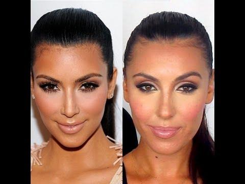 Kim Kardashian – Professional Get The Look Tutorial