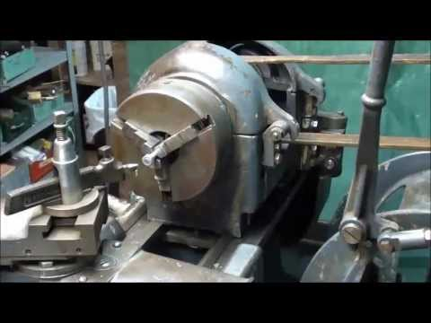 MACHINE SHOP TIPS #116 Getting a Handle on Things tubalcain using the LOGAN Lathe