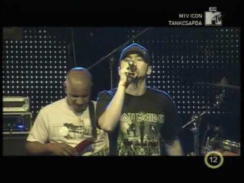 Tankcsapda Brains A rock n roll rugója MTV Icon