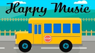 MORNING MUSIC for Classroom - Playground Music For Kids And Children - Happy Ukulele Music